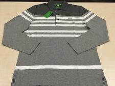 HUGO BOSS GREEN LABEL MEN'S POLO SHIRT, SZ XL, SLIM FIT, NEW WITH TAGS