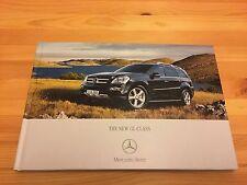 MERCEDES BENZ GL Class 4x4 Range HUGE UK Car Sales Hardback Book Brochure 2006