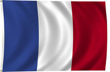 3'x5' Large French Flag Polyester the France National Banner Brass Grommets Tops