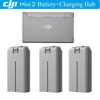 DJI Mini 2 Two-Way Charging Hub Mavic Drone Charger W/ DJI Mini 2 Drone Battery