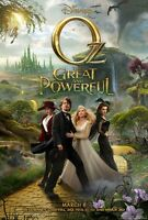 Oz :The Great and Powerful Adv B Double Sided Original Movie Poster 27x40 inches
