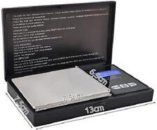 Feinwaage 500g/0,1g Goldwaage Digitalwaage Briefwaage Taschenwaage