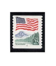 2280 Flag Over Yosemite MOUNTED PNC1 Pl #7  MNH