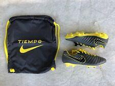 Nike tiempo legend 7 elite FG, gris/amarillo, levas