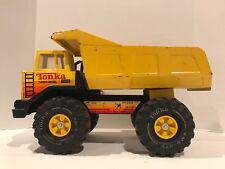Vintage Mighty Tonka Turbo Diesel Dump Truck
