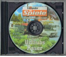 Computerbild-Spiele 5/2003 CD-ROM mit Urlaubs Raser