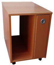 IKEA Effektiv,PC Rollcontainer  in Buche dunkel 300.439.27