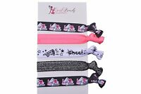 Cheer Hair Ties- Girls Cheer Hair Accessories- Cheerleading Elastics Gift