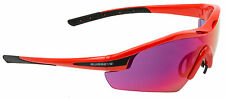 Swiss Eye Sportbrille *NOVENA* Warm Red Shiny/Black