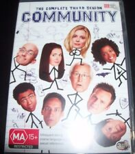 Community The Complete Third Season 3 (Australia Region 4) DVD – Like New