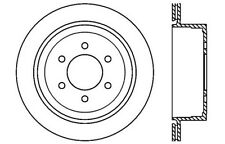 Disc Brake Rotor-High Performance Drilled and Slotted Centric 127.65102L