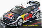 1/10 Lexan Clear RC Car Body Shell for M-chassis  Ford Fiesta Rally bull WB210mm