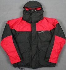 Moonstone Vintage Gore-Tex Waterproof Insulated Zip Jacket Red Mens Small