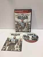 Blitz: The League Sony PlayStation 2, 2005 PS2 Black Label CIB Complete TESTED