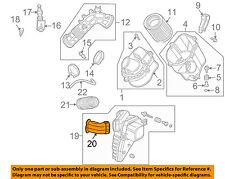 HONDA OEM 03-06 Element Air Cleaner Intake-Tube Duct Hose 17243PZDA00