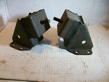 NEW PAIR EM651 FRONT ENGINE MOUNTS HILLMAN AVENGER 1970 CHRYSLER SUNBEAM 1977