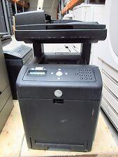 68 PRINTS Dell MFP 3115cn USB WIFI  All-In-One Laser Color Printer LASERDRUCKER