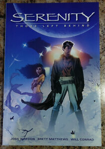 Dark Horse Comics Serenity Those Left Behind TPB softcover 2006