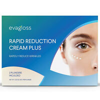Evagloss Rapid Reduction Eye Cream, Visibly Reduce Under-Eye Bags, wrinkles a...