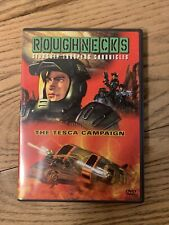 Roughnecks: Starship Troopers Chronicles - The Tesca Campaign (DVD, 2001)