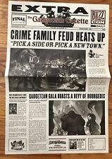 Blizzcon 2016 Hearthstone Gadgetzan Gazette Newspaper Poster Print Blizzard Rare