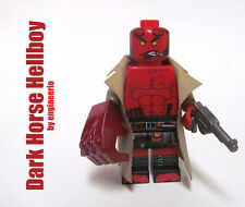LEGO Custom - Hellboy - Marvel Super heroes mini figure dark horse comics batman