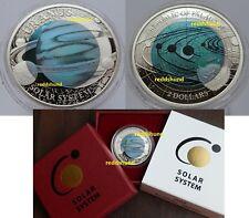 Uranus - Solarsystem   2 $ 2018   Palau    Niob   zweite Ausgabe der Serie !!!