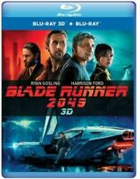 Blade Runner 2049 [New Blu-ray 3D] With Blu-Ray, 2 Pack