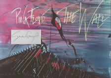 GERALD SCARFE Signed 12x8 Photo Display PINK FLOYD The Wall COA