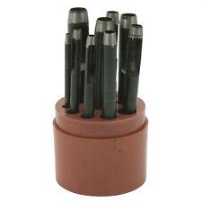 Coffret emporte pièces 9 Pcs  cuir plastique carton ceinture tissus scrapbooking