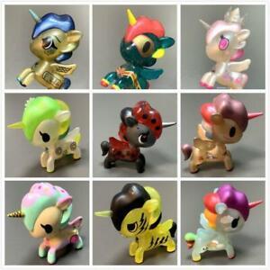 Tokidoki Unicorno Metallico Series 3 Pixie Coccinella ROCKY COSMO CLEO Toy Gifts