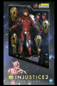 Hiya Toys DC Comics Injustice 2 The Flash 1:18 Scale Action Figure New In Stock