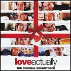 LOVE ACTUALLY SOUNDTRACK CD ~ HUGH GRANT~EVA CASSIDY~NORAH JONES~CHRISTMAS *NEW*