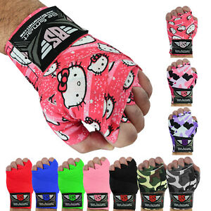 "Hand Wraps 180"" Bandages UFC Inner Boxing Gloves MMA Muay Thai Kick Boxing 4.5 M"