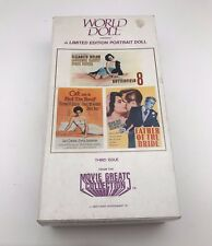 World Doll Father of the Bride Elizabeth Taylor Limited Edition