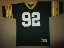 Reggie White #92 Green Bay Packers NFL Jersey Youth L 14-16 children Rookie