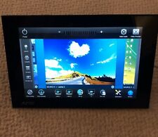 """Amx Modero G5 Md-702 7"""" Touch Screen Led display Fg5969-55Bl"""