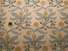 9 Yards TRUSTWORTH STUDIOS WALLPAPER Voysey The Solanum $357 Direct / $179 Here
