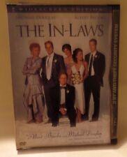 THE IN-LAWS, DVD, MICHAEL DOUGLAS, ALBERT BROOKS, WS