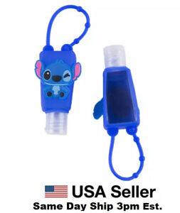 Silicone Bottle Holder Carrying Case for Mini 1oz Hand Sanitation Lilo & Stitch