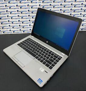 HP ELITEBOOK FOLIO 9470M i5 3437U @ 1.90GHz 8GB RAM 128GB SSD WIN 10 WIFI