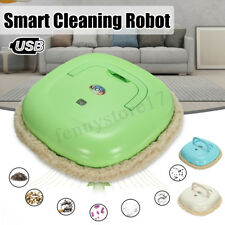 Smart Auto Robot Vacuum Cleaner Floor Mop Cleaning Sweeping Washable Microfiber