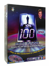2007 Mattel Brand 1 vs 100 mob trivia DVD game Adults Party Time Game NEW