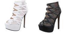 Damenschuhe im Stilettos-Stil für Clubwear-Anlässe