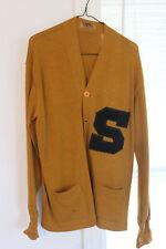 vintage 1950s Southwestern University of Texas Pirates Varsity Letterman Sweater