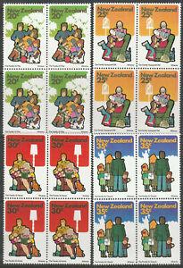 New Zealand 1981 Family Life Mint Set (16) MNH
