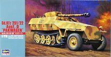 Hasegawa - 1/72 Sd.Kfz.251/22 Pakwagen # MT45