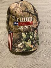 Trump 2020 Camo Baseball Hat