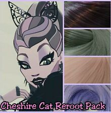 Ever After High Cheshire Cat for OOAK Custom Doll Reroot Pack Nylon Hair Kit