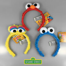 Set of 3PCS Sesame Street Elmo Big Bird Cookie Monster Hair band Headband